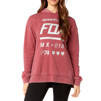 sweat-shirt avec capuche pour femmes - Draftr - FOX, FOX