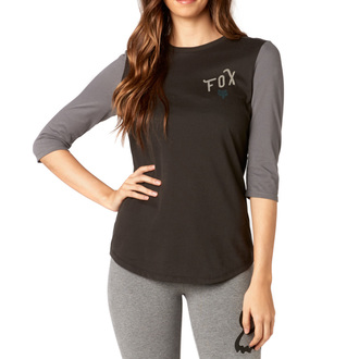 tee-shirt street - Currently 3/4 Slve Airline Top - FOX, FOX
