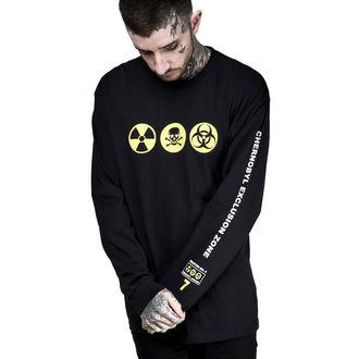 t-shirt hardcore unisexe - Reactor - DISTURBIA, DISTURBIA