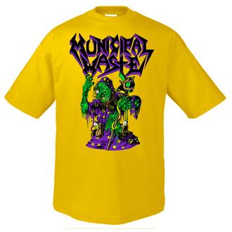 T-shirt metal pour hommes Municipal Waste - Sadistic - ART WORX, ART WORX, Municipal Waste