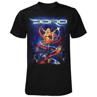 T-shirt metal pour hommes Doro - Rare Diamonds - ART WORX, ART WORX, Doro