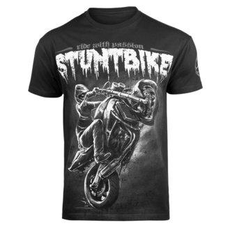t-shirt pour hommes - Stuntbike - ALISTAR, ALISTAR