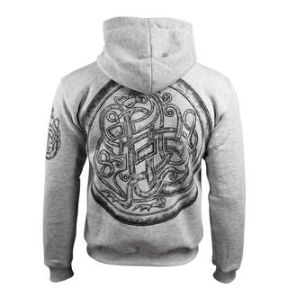 sweat-shirt avec capuche pour hommes - Viking Legendary Warrior - ALISTAR, ALISTAR