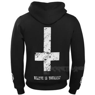 sweat-shirt avec capuche pour hommes - BELIEVE IN YOURSELF - AMENOMEN, AMENOMEN