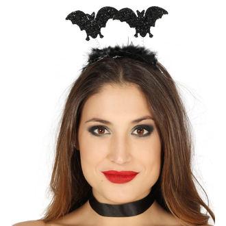 Bandeau Halloween chauve-souris, NNM