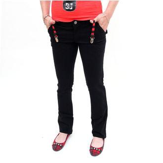 pantalon pour femmes EMILY THE STRANGE, EMILY THE STRANGE