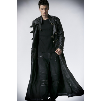 Manteau pour hommes PUNK RAVE - Warlock, PUNK RAVE
