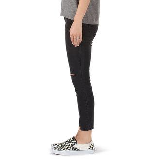 Pantalon femmes (jeans) VANS - DESTRUCTED SKINNY - Fumée, VANS