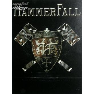 drapeau Hammerfall - Steel répond Steel, HEART ROCK, Hammerfall