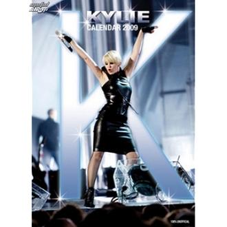 calendrier pour année 2009, Kylie Minoque
