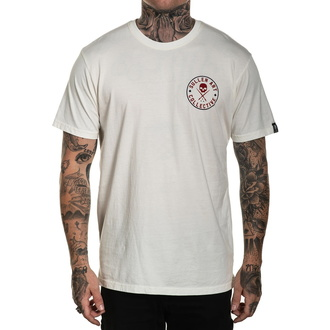 T-shirt SULLEN pour hommes - EVER PATRIOT - ANTIQUE BLANC, SULLEN
