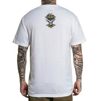T-shirt SULLEN pour hommes - BUCCANEER - BLANC, SULLEN