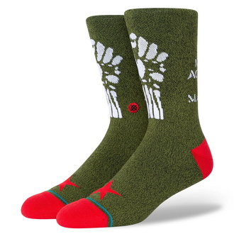 Chaussettes Rage against the machine - RENEGADES - ARMY GREEN - STANCE, STANCE, Rage against the machine