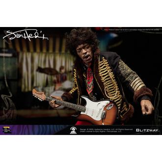 Figurine (décoration) Jimi Hendrix, NNM, Jimi Hendrix