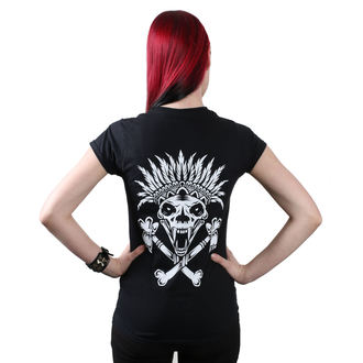 t-shirt hardcore pour femmes - Indian - METAL CHICKS DO IT BETTER, METAL CHICKS DO IT BETTER