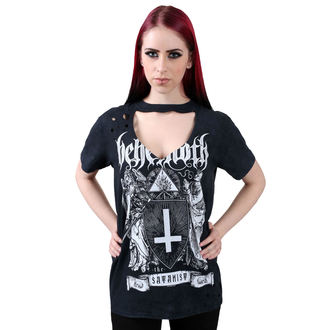 tee-shirt métal pour femmes Behemoth - SATANIST - PLASTIC HEAD, PLASTIC HEAD, Behemoth