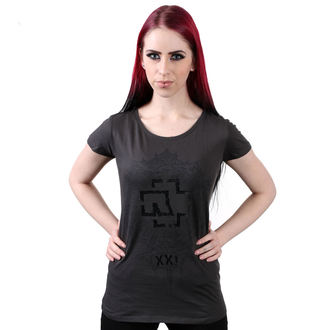 tričko dámské RAMMSTEIN - charcoal, RAMMSTEIN, Rammstein