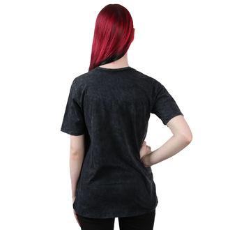 tee-shirt street pour femmes - ANGELS WASHED - METAL MULISHA, METAL MULISHA