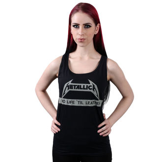 débardeur pour femmes Metallica - No Life - Noire - LIVE NATION, LIVE NATION, Metallica