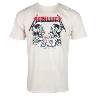 tee-shirt métal pour hommes Metallica - AMPLIFIED - AMPLIFIED