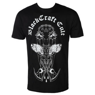 t-shirt pour hommes - Sacred Moth - BLACK CRAFT, BLACK CRAFT