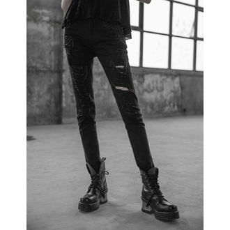 Pantalon pour femme PUNK RAVE - Girl Stalker, PUNK RAVE