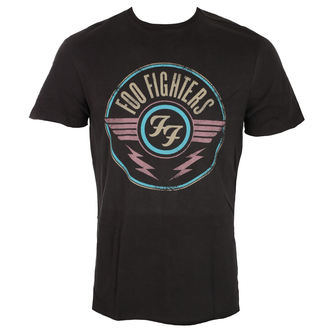 tee-shirt métal pour hommes Foo Fighters - CHARCOAL - AMPLIFIED, AMPLIFIED, Foo Fighters