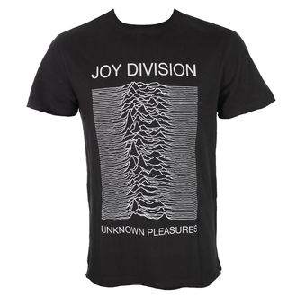 tee-shirt métal pour hommes Joy Division - UNKNOWN PLEASURES - AMPLIFIED, AMPLIFIED, Joy Division