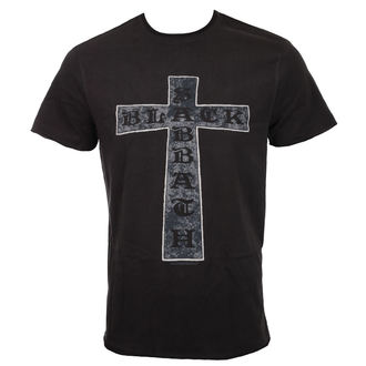 tee-shirt métal pour hommes Black Sabbath - CROSS - AMPLIFIED, AMPLIFIED, Black Sabbath