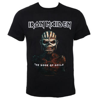 tee-shirt métal pour hommes Iron Maiden - THE BOOK OF SOULS BK - AMPLIFIED, AMPLIFIED, Iron Maiden