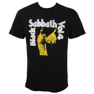 T-shirt hommes BLACK SABBAT - BLACK - AMPLIFIED, AMPLIFIED, Black Sabbath