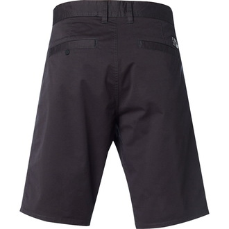 Short hommes FOX - Stretch Chino - Noir Cru, FOX