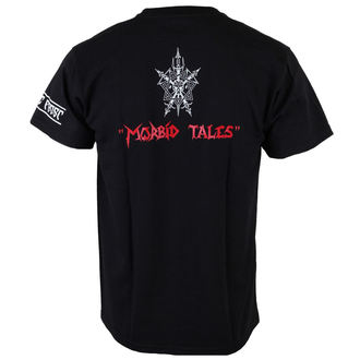 tee-shirt pour hommes Celtic Frost 'Morbid Tales' - 184432, ART WORX, Celtic Frost