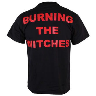 tee-shirt métal pour hommes Warlock - Burning The Witches - ART WORX, ART WORX, Warlock