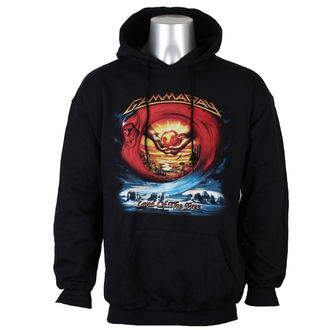 sweat-shirt avec capuche pour hommes Gamma Ray - Land of the Free - ART WORX, ART WORX, Gamma Ray