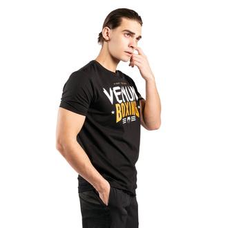 T-shirt Venum pour hommes- BOXING Classic 20 - Noir / Or, VENUM