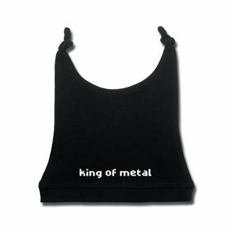 Bonnet pour enfants King of Metal - noir - blanc - Metal-Kids, Metal-Kids