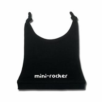 Bonnet pour enfants Mini-rocker - noir - blanc - Metal-Kids, Metal-Kids