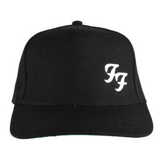 Casquette FOO FIGHTERS - LOGO 2015 - PLASTIC HEAD, PLASTIC HEAD, Foo Fighters