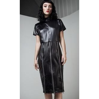 Robe pour femmes DISTURBIA - ZIP PENCIL, DISTURBIA