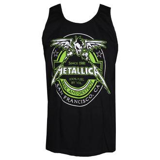 Débardeur Metallica pour homme - 100% Fuel - Noir, NNM, Metallica