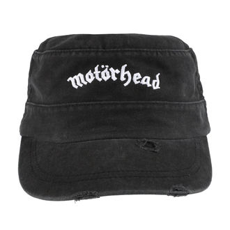 Casquette Motörhead - Destroy - URBAIN CLASSIQUES - noir, NNM, Motörhead