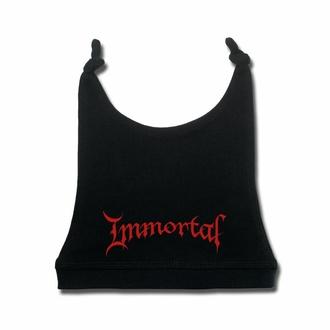 Bonnet pour enfants Immortal - (Logo) - noir - rouge - Metal-Kids, Metal-Kids, Immortal