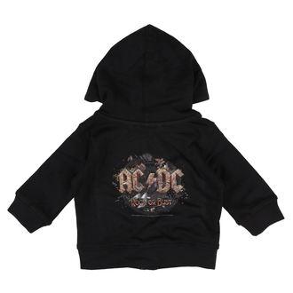 sweat-shirt avec capuche pour hommes AC-DC - Rock or bust - Metal-Kids, Metal-Kids, AC-DC