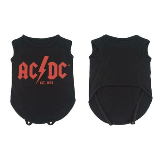 Tenue pour chien AC/DC, CERDÁ, AC-DC