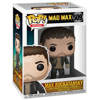 Figurine Mad Max - Fury Road POP! - Max avec Pistolet, POP