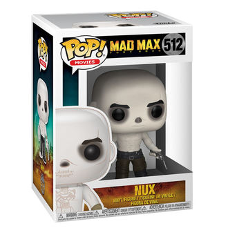 POP figure Furieux Max - Fureur Route POP! - Nux Shirtless, POP, Mad Max