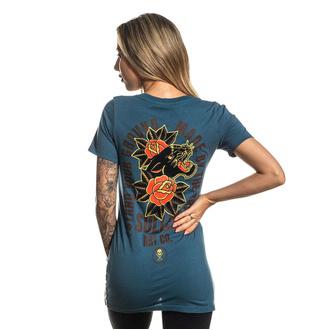 t-shirt hardcore pour femmes - CHAMBERS - SULLEN, SULLEN