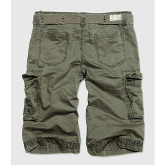 short pour hommes SURPLUS - ROYAL SHORT - OLIVE, SURPLUS