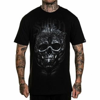 T-shirt pour hommes SULLEN - ELEN SKULL - NOIR, SULLEN